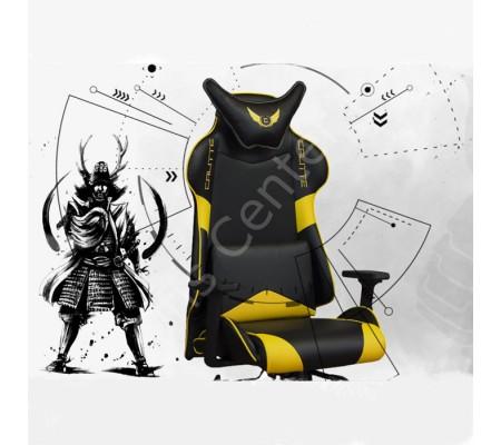 Samurai Oyuncu Koltuk Sarı&Siyah