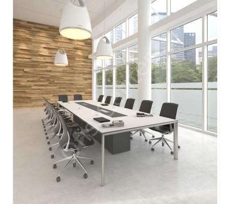 Yeni Lotus Toplantı Masası 300x160 cm